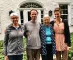 Deborah Kahn, Alex Cohen, Gillian Pederson-Krag, and Clara Weishahn.