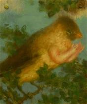 Finagler by Jenny Kanzler - SOLD
