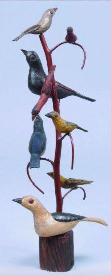 David Ludwig, Bird Tree
