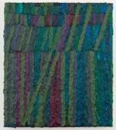 """Brett Baker, Axel's Forest II, Oil on canvas, 16"""" x 14"""", 2009-2011, courtesy of Elizabeth Harris Gallery"""