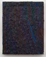 "Brett Baker, Igitur III (Mirror), Oil on canvas 14"" x 11"", 2010 – 2012, courtesy of Elizabeth Harris Gallery"