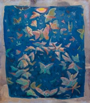 Moths in Formation, Cohen