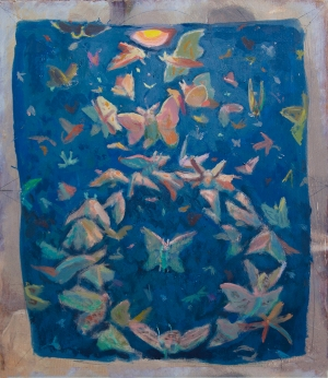 Moths in Formation, Cohen