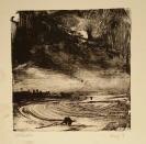 Wissler GCI May 2018 no.1 monotype 4 x 4 inches