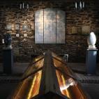 Chapel gallery at Kings Oaks.