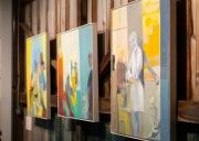 Paintings by Deborah Kahn