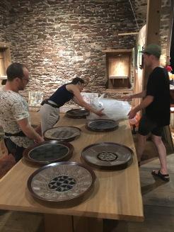 Installing David MacDonald's plates