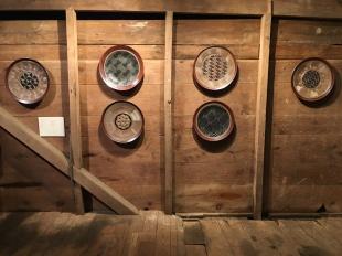 Quilt series plates by David MacDonald