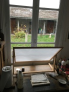 Dupuis' engraving studio